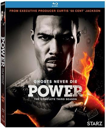 Power - Season 3 (3 Blu-rays)