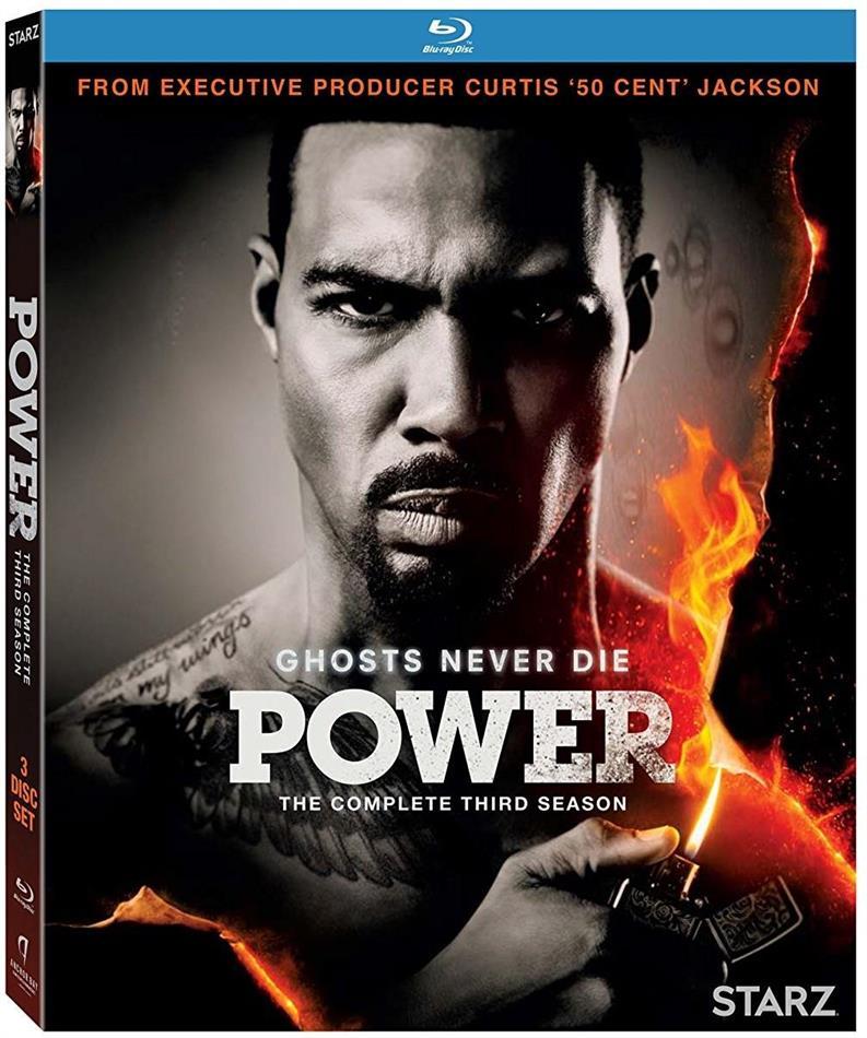Power - Season 3 (3 Blu-rays)