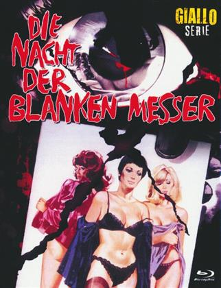 Die Nacht der blanken Messer (1975) (Kleine Hartbox, Giallo Serie, Uncut)