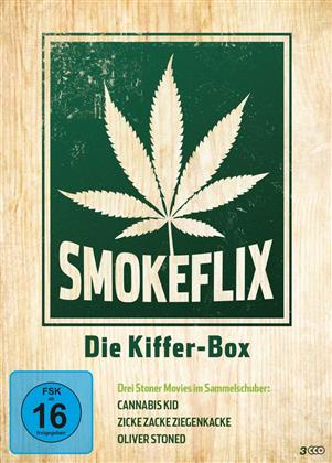 Smokeflix - Die Kiffer-Box (3 DVDs)