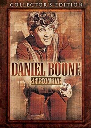 Daniel Boone - Season 5 (Collector's Edition, 6 DVDs)