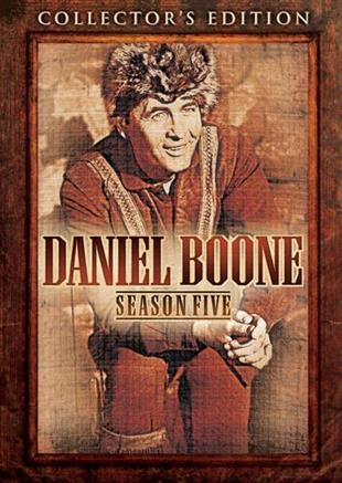 Daniel Boone - Season 5 (Collector's Edition, 6 DVDs)