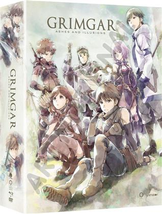 Grimgar: Ashes and Illusions - The Complete Series (Limited Edition, 2 Blu-rays + 2 DVDs)