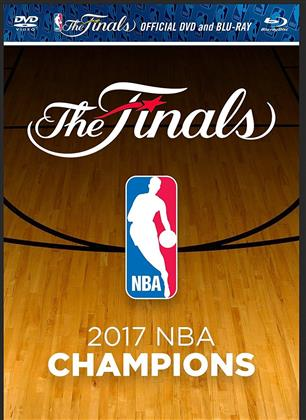 NBA - The Finals - 2017 NBA Champions (Blu-ray + DVD)