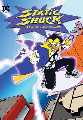 Static Shock - Season 2 (2 DVDs)