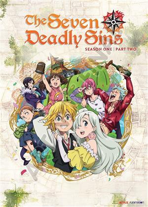 Seven Deadly Sins - Season 1.2