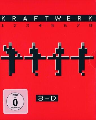 Kraftwerk - 3-D - Der Katalog (Blu-ray 3D (+2D) + DVD)