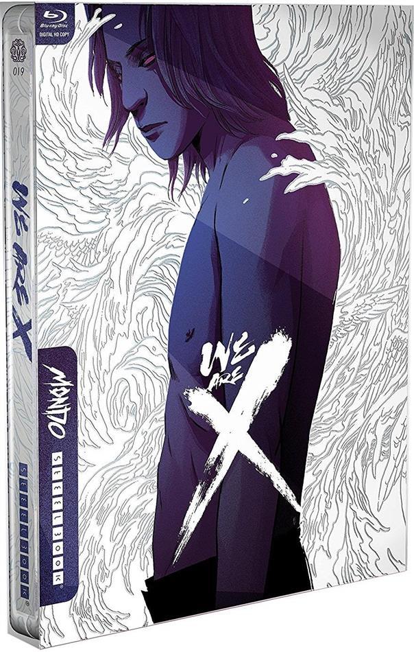 We Are X (2016) (Mondo X Collection, Steelbook)