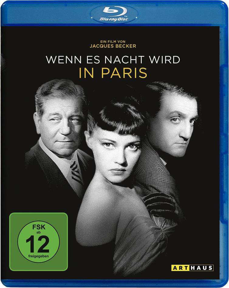 Wenn es Nacht wird in Paris (1954) (Arthaus, s/w)