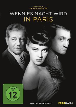 Wenn es Nacht wird in Paris (1954) (Arthaus, s/w, Remastered)