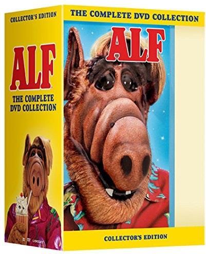 ALF - Season 1-4 (Collector's Edition, 24 DVDs)