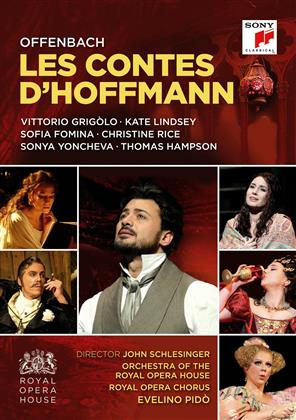 Orchestra of the Royal Opera House, Evelino Pidò, … - Offenbach - Les contes d'Hoffmann (Sony Classical)
