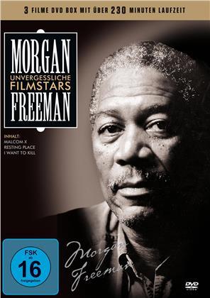 Morgan Freeman - Unvergessliche Filmstars