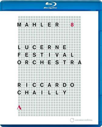 Lucerne Festival Orchestra, Riccardo Chailly, … - Mahler - Symphony No. 8 (Accentus Music)