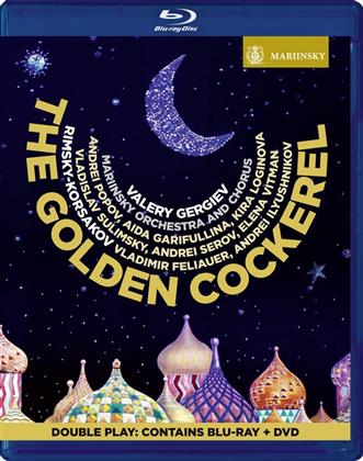 Mariinsky Orchestra, Valery Gergiev, … - Rimsky-Korsakov - The Golden Cockerel (Blu-ray + DVD)