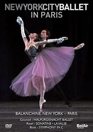 New York City Ballet - In Paris (Bel Air Classique)
