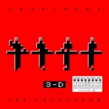 Kraftwerk - 3-D - The Catalogue (4 Blu-rays + Buch)