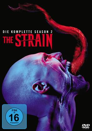 The Strain - Staffel 2 (4 DVDs)
