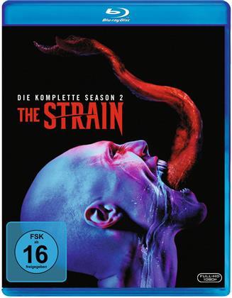The Strain - Staffel 2 (3 Blu-rays)