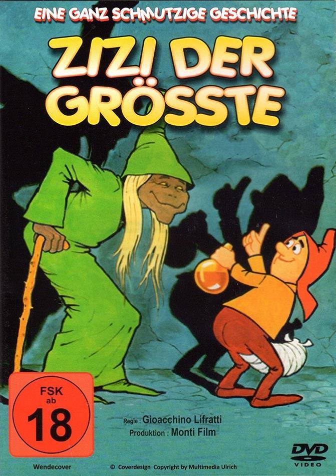 Zizi der Grösste (1973) (Uncut)