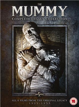 The Mummy - Complete Legacy Collection (4 DVDs)