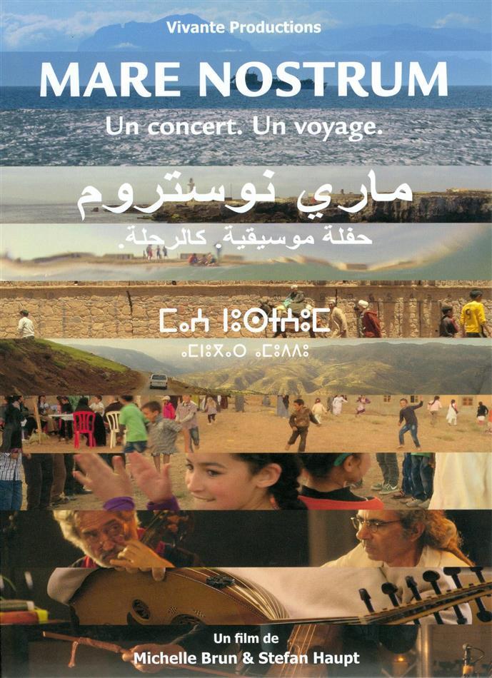 Mare Nostrum - Ein Konzert. Eine Reise. (2015) (Digibook)