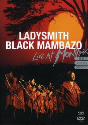 Ladysmith Black Mambazo - Live at Montreux 1987, 1989 & 2000