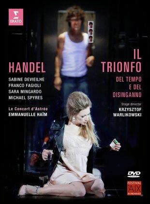 Le Concert D'Astrée, Emmanuelle Haim, … - Händel - Il Trionfo del Tempo e del Disinganno (Erato)