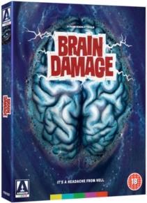 Brain Damage (1988) (Limited Edition, Blu-ray + DVD)
