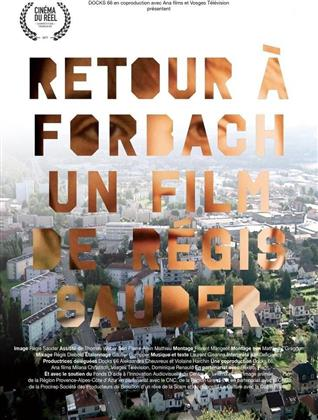 Retour à Forbach (2017) (Digibook)
