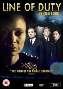 Line of Duty - Series 4 (2 DVDs)