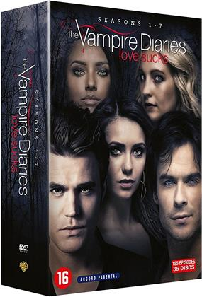 Vampire Diaries - Saisons 1-7 (35 DVDs)