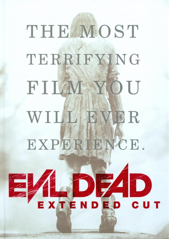 Evil Dead (2013) (Cover C, Extended Edition, Limited Edition, Mediabook, Uncut, 2 Blu-rays)