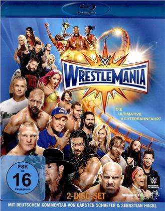 WWE: Wrestlemania 33 (2017) (2 Blu-rays)