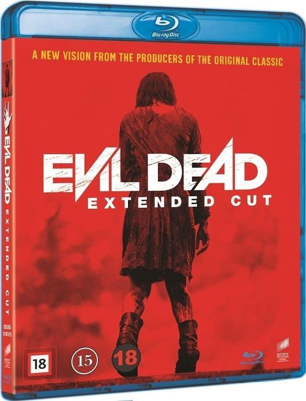 Evil Dead (2013) (Extended Edition, Uncut)