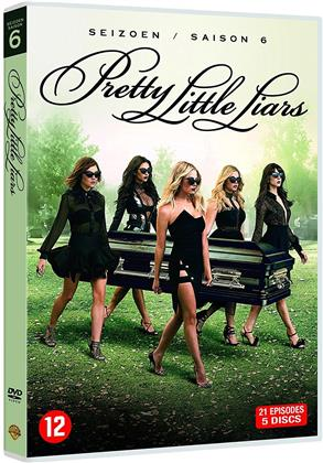 Pretty Little Liars - Saison 6 (5 DVDs)