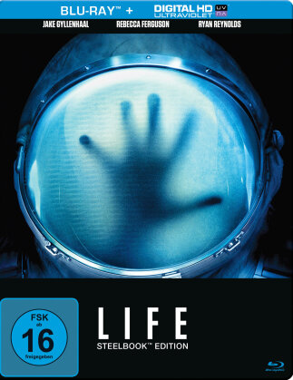 Life (2017) (Steelbook)