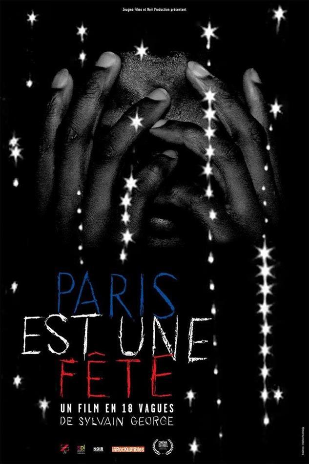 Paris est une fête - Un film en 18 vagues (2017) (s/w)