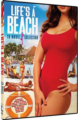 Life's A Beach - 10 Movie Collection (3 DVDs)