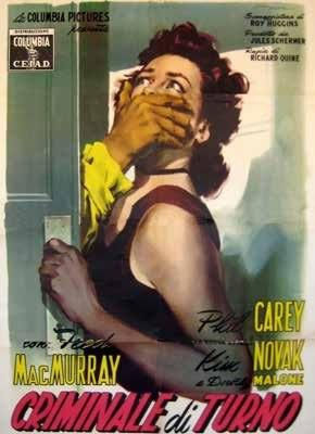 Criminale di turno (1954) (n/b)