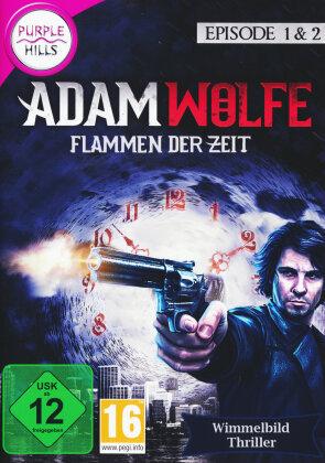 Purple Hills: Adam Wolfe - Flammen der Zeit