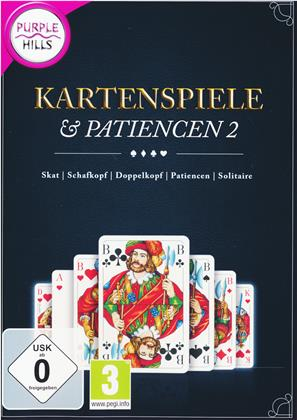 Purple Hills - Kartenspiele & Patiencen 2