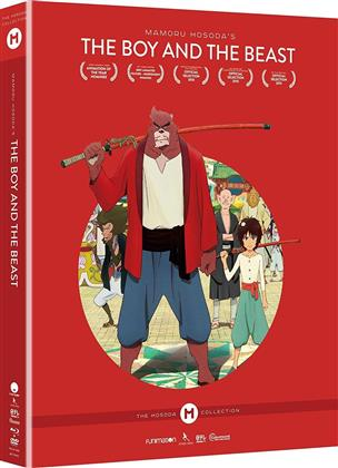 The Boy and the Beast - Hosoda Collection (2015) (Hosada Collection, Édition Collector, Blu-ray + DVD)