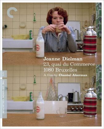 Jeanne Dielman, 23, quai du Commerce, 1080 Bruxelles (1975) (Criterion Collection)