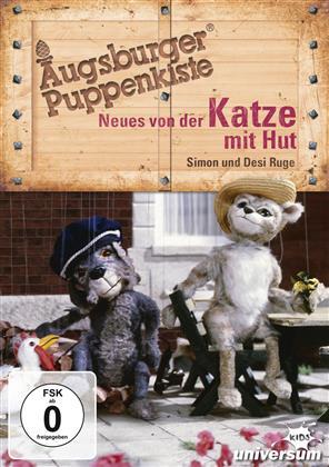 Augsburger Puppenkiste - Neues von der Katze mit Hut (Neuauflage, Remastered)