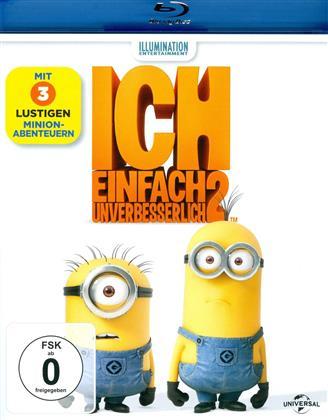 Ich - Einfach unverbesserlich 2 (2013) (+ Magnet Sheet, Limited Edition)