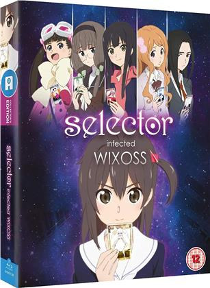 Selector Infected Wixoss - Season 1 (Collector's Edition, 2 Blu-rays)