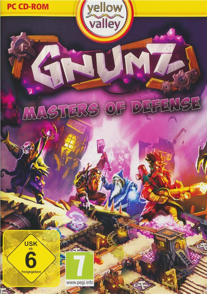 Gnumz - Masters of Defense