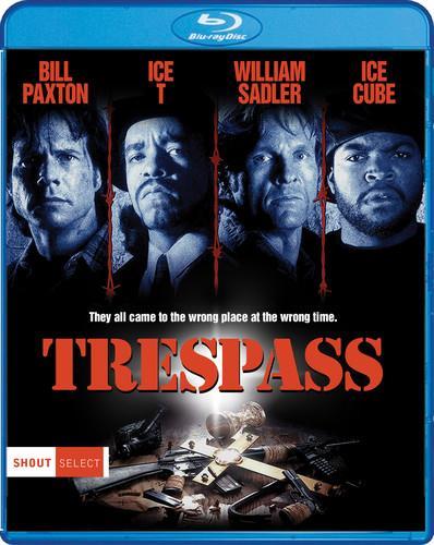 Trespass (1992) (Collector's Edition)