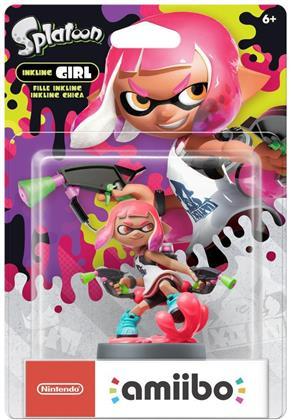 amiibo Splatoon Character - Inkling Girl neon-pink
